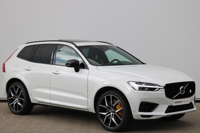 Volvo XC60 T8 Twin Engine AWD Polestar Engineered - Incl. BTW - Automaat - Navigatie - 360° Camera - Head up display - IntelliSafe Assist - IntelliSafe Surround - Keyless entry - DAB+ - Extra getint glas - 22'' LMV