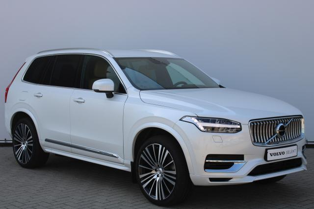 Volvo XC90 T8 Twin Engine AWD Inscription - Harman Kardon - Intellisafe Assist - Intellisafe Surround - 360 Camera - Head up display - Getint Glas - Smartphone integratie - 22'' LMV