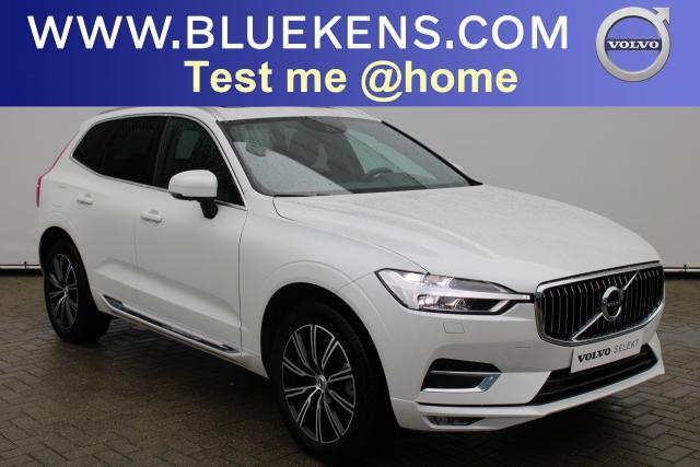 Volvo XC60 B5 AWD Inscription - Schuifdak - Harman Kardon - 360 Camera - Parkeerverwarming - Intellisafe Surround - Intellisafe Assist - Head up display - Verwarmbare Stoelen v/a - Verwarmbaar Stuur - Keyless - Getint Glas - 19'' LMV
