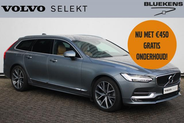 Volvo V90 T4 190pk Inscription - Adapatieve cruise control - Parkeerverwarming - Achteruitrijcamera - 19