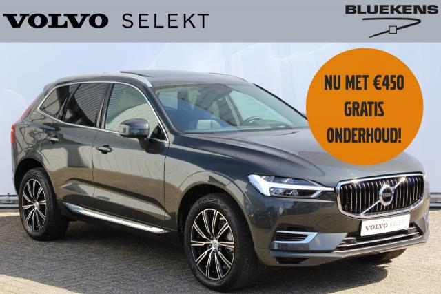 Volvo XC60 Recharge T8 AWD Inscription - IntelliSafe Assist - IntelliSafe Surround - Elektr. bedienb. voorstoelen met geheugen & massagefunctie - Head up display - Keyless entry - Extra getint glas - DAB - 19'' LMV