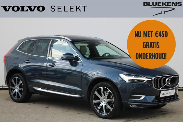 Volvo XC60 T5 AWD Inscription - Luchtvering - Panorama/schuifdak - IntelliSafe Assist & Surround - Bowers & Wilkins audio - 360° camera - Head up display - DAB - Keyless entry - Standkachel - 20'' LMV