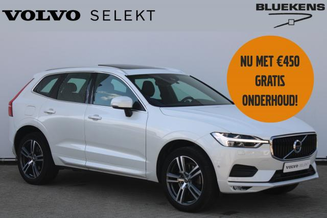 Volvo XC60 T5 Momentum - Luchtvering - Panorama/schuifdak - Bowers & Wilkins audio - IntelliSafe Assist & Surround - 360° camera - Standkachel - CD-speler - DAB - Head up display - Keyless entry - 20'' LMV