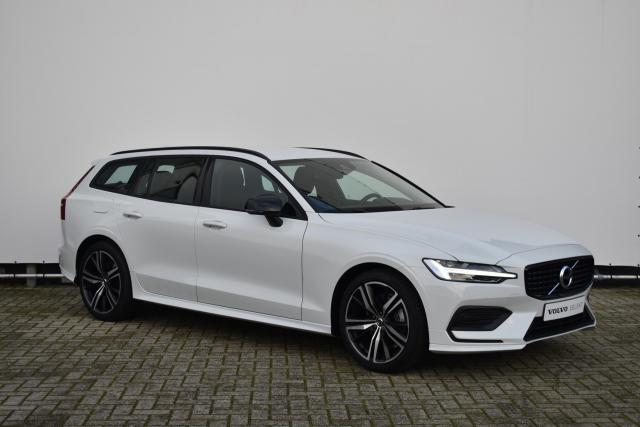Volvo V60 B3 (163pk) Momentum Advantage - Navigatie - Trekhaak - Styling Pack - Volvo On Call - DAB+ - Parkeersensoren voor & achter - Camera achter - Climate Control - Cruise Control - 48V Mild Hybrid systeem met KERS - LED verlic