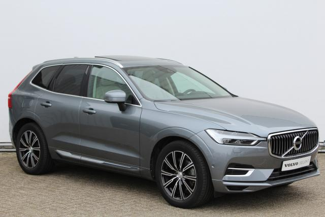 Volvo XC60 T8 Recharge AWD Inscription - Luchtvering - IntelliSafe Assist & Surround - Bowers & Wilkins audio - Head up display - Parkeercamera achter - Automatisch inparkeren - Extra getint glas - 19'' LMV