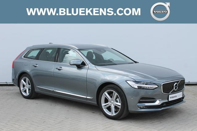 Volvo V90 D4 INSCRIPTION - Automaat - Standkachel - Pilot Assist - Led Koplampen - Volvo On Call - Verw. Stoelen v/a - Verw. Stuur - Park Assist Pilot - 18'' LMV