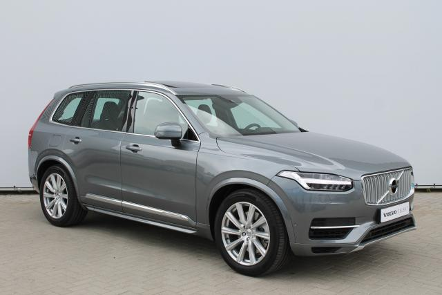Volvo XC90 T8 INSCRIPTION - INCL BTW - 15% BIJTELLING - Luchtvering - Scandinavian Line - Luxury Line - 20'' LMV