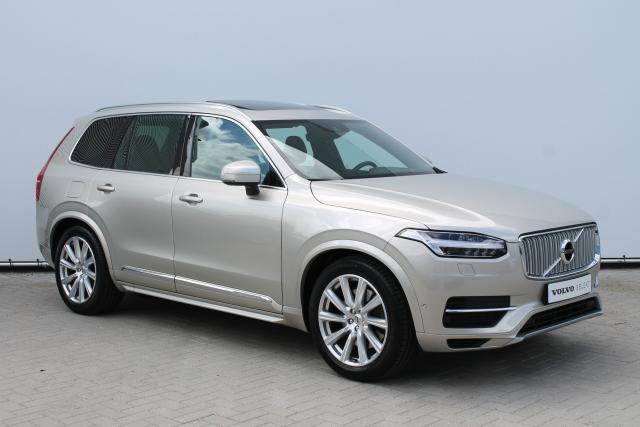 Volvo XC90 T8 Inscription - INCL BTW - 15% BIJTELLING - Schuifdak - Luchtvering - Head Up Display - Intellisafe Pro Line - Business Pack Connect - 20'' LMV