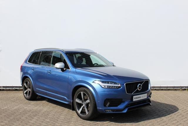 Volvo XC90 D5 Automaat AWD R-Design - Navigatie - Lane Keeping Aid - Pilot Assist - Blind Spot Information System - 360 Fisheye view - Head-up Display