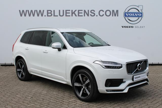 Volvo XC90 D5 AWD R-Design - Automaat - Parkeersensoren & Camera - Verw. Voorstoelen - Intellisafe Pro Line - Business Pack Connect - 20'' LMV