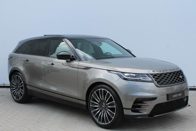 Land Rover Range Rover Velar 3.0D V6 AWD First Edition - 22'' 9-Split Spoke - Matrix Laser LED - R-Dynamic Exterior Pack- Head Up Display - Luchtvering - Panoramadak - Touch Pro Display - 360 Camera