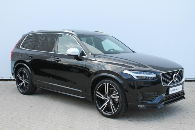 Volvo XC90 D5 AWD R-DESIGN - Luchtvering - Schuifdak - Bowers & Wilkins - 360 Camera - Standkachel - Volvo On Call - Intellisafe Surround - Verw. Stoelen v/a - Verw. Stuur - Park Assist Pilot - 22'' LMV
