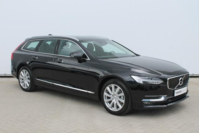Volvo V90 D3 INSCRIPTION - Automaat - Standkachel - Massage Functie - Volvo On Call - Verw. Stoelen v/a - Verw. Stuur - 18'' LMV